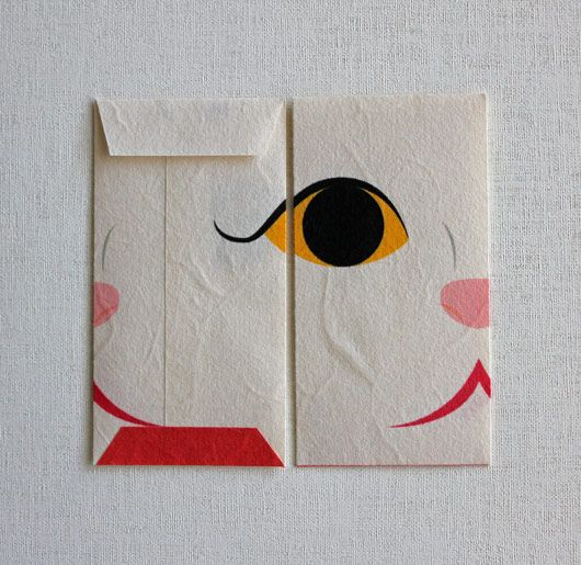 envelopes from Japan
