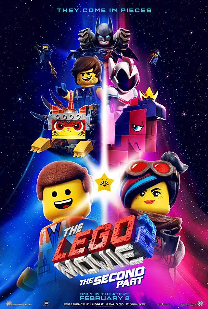 Will Arnett Elizabeth Banks Charlie Day Nick Offerman Chris Pratt Alison Brie Tiffany Haddish And Stephanie Beatriz In Th Lego Duplo Bioskop Lego Batman