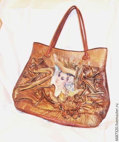 Женские сумки ручной работы. Ярмарка Мастеров - ручная работа. Купить Женская…