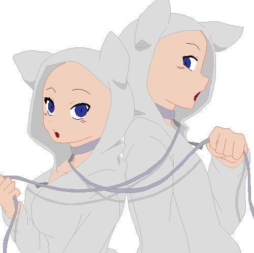 Sexy anime girls gifs