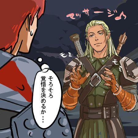 I'm kazuo,or dakkun/Japan This is my blog for fanart. Dragon Age, Mass Effect, The Silmarillion,...