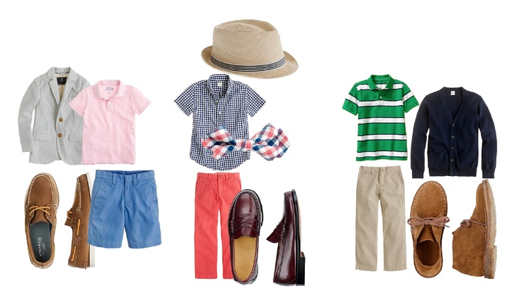 love these little boy outfits