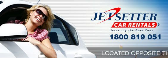 Jetsetter Car Rentals - Hire Car Gold Coast