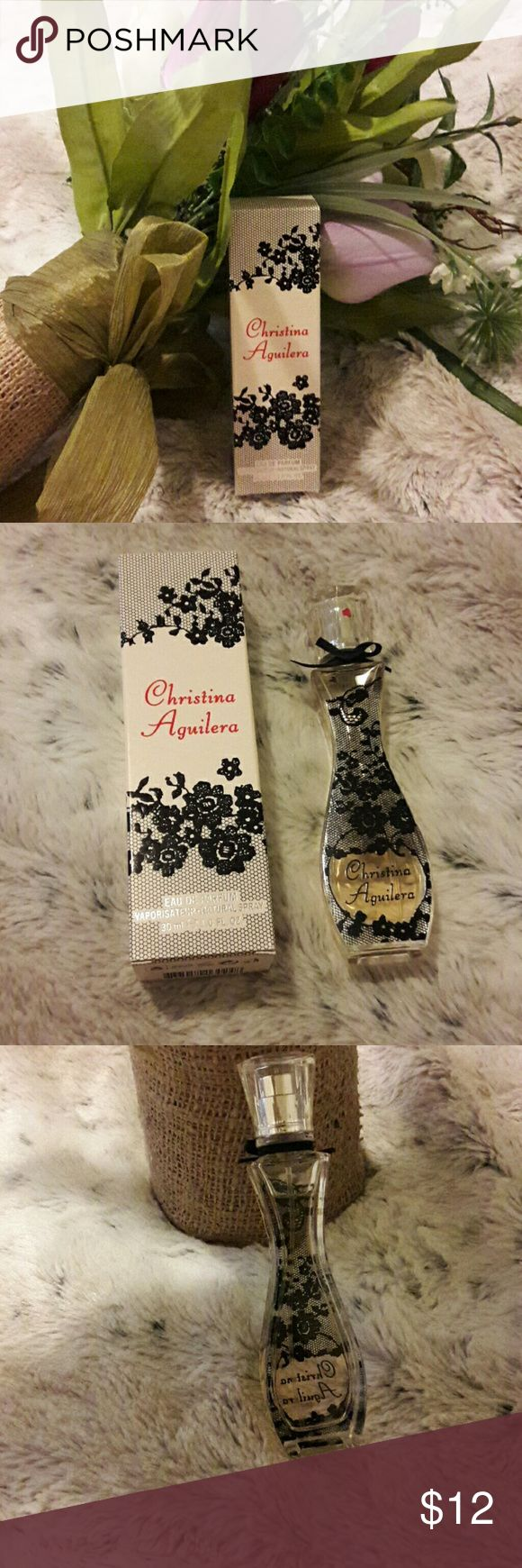 New Christina Aguilera Perfume New Christina Aguilera Perfume. 1.0 FL. OZ. Christina Aguilera  Other