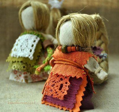 Народные Куклы от Яны Волковой: