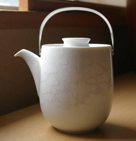Rosenthal Tapio Wirkkala Century Cumulus teapot.
