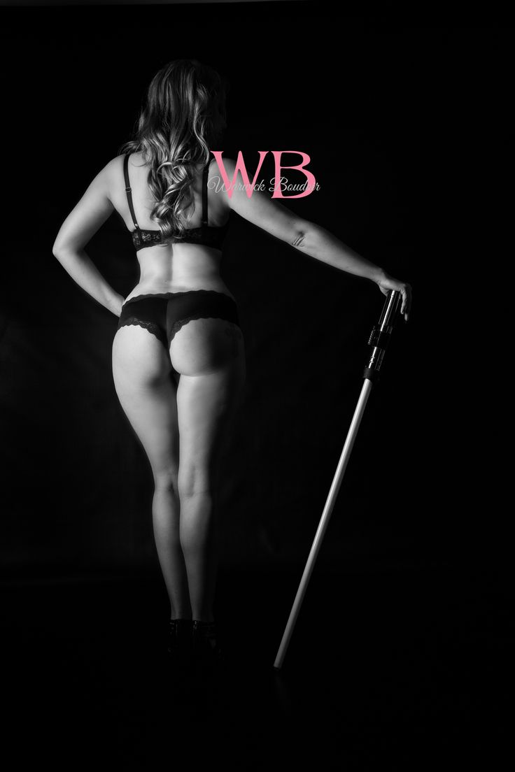 Who else is excited about the Star Wars announcement today? The Force Awakens in our boudoir photo studio with sexy fangirls come in! We love nerdy and geeky boudoir because it showcases your personality in a sexy, fun way.   Warwick Boudoir Photography www.warwickboudoir.com www.facebook.com/warwickboudoir Houston, Texas  lightsaber nerd awesome black and white boudoir photography lingerie photos
