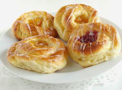 Кулинарные моменты Датские булочки