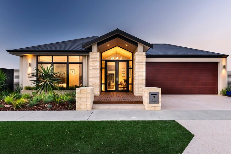 Eden modern new home designs dale alcock homes for Eden home