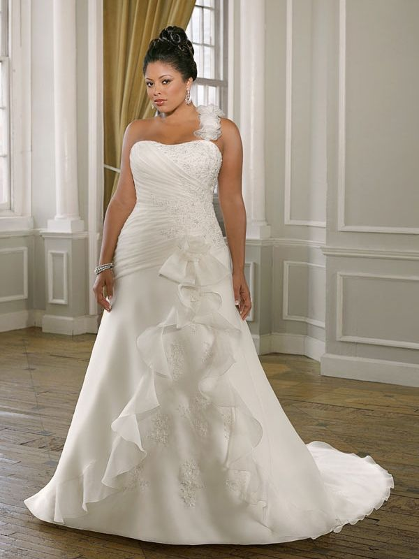 a line wedding dresses plus size google search