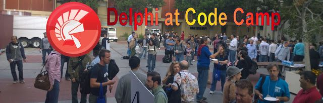 Mitov Software: My Delphi Session at SoCal Code Camp in USC, Los Angeles on November 12th & 13th