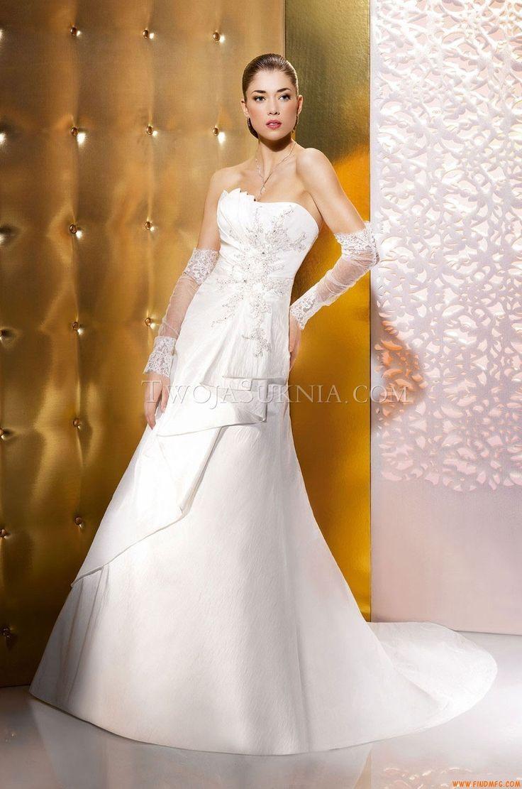 Vestidos de noiva Just For You JFY 135-19 2013