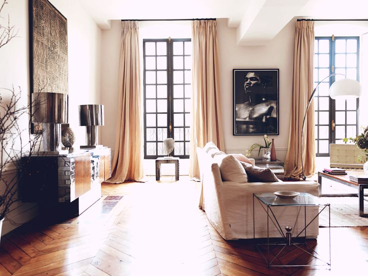01--At Home With | Marianne Tiegen, Paris-This Is Glamorous
