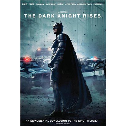 The Dark Knight Rises (With Digital Copy) (Widescreen)