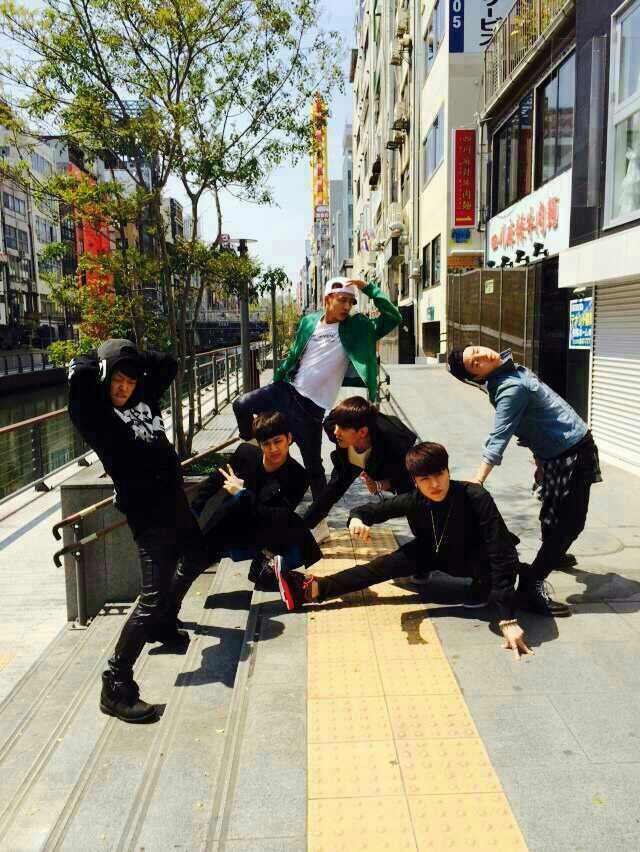 and here we have the charismatic Team B