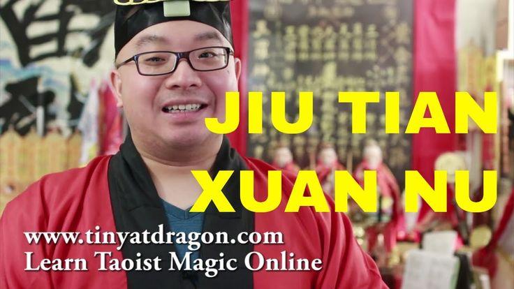Jiu Tian Xuan Nu 九天玄女 - Saam Law Taoism