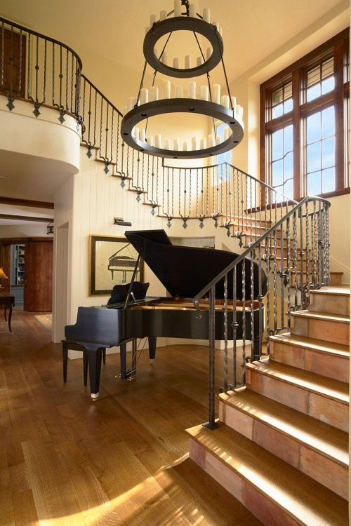 1000 images about i 39 ll take the stairs on pinterest for Elegant stairs design