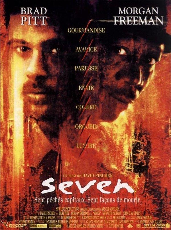 Affiche du film Seven