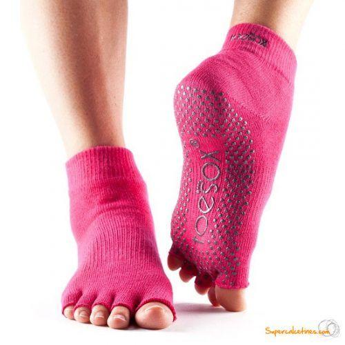 Teosoxs tobilleros Ankle sin dedos