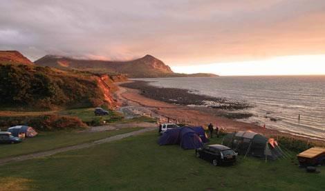 Aberafon campsite
