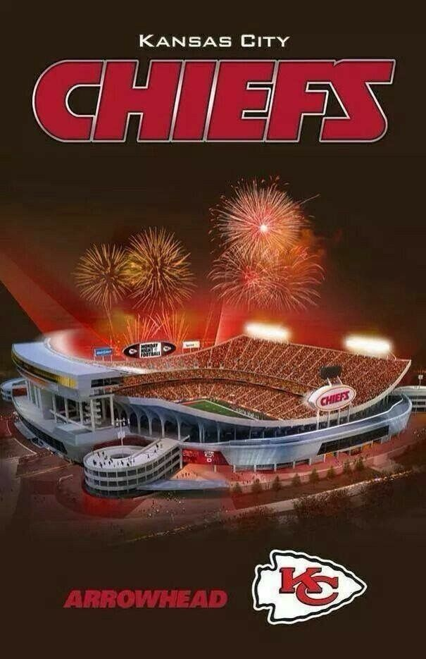 Pin By Durr Gruver On Kansas City Chiefs Kansas City Chiefs Football Kansas City Chiefs Stadium Kansas City Chiefs Logo