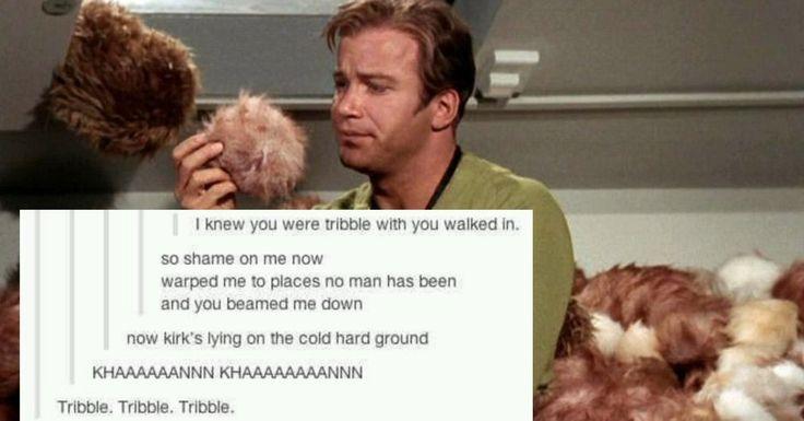 12 Star Trek Tumblr Posts More Fun Than A Vulcan Nerve Pinch