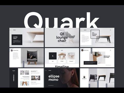 Quark Keynote Presentation Template by GoaShape