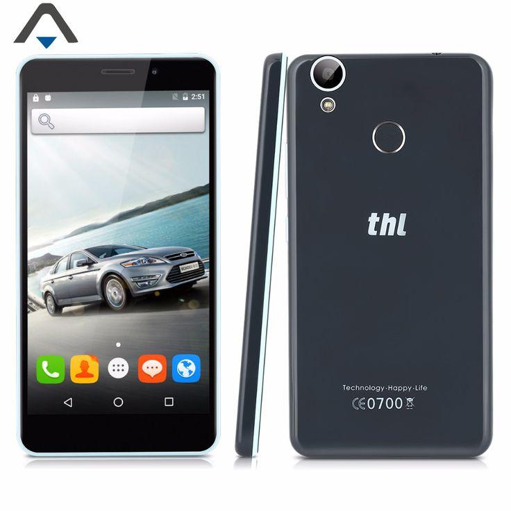 >> Click to Buy << Hot item! THL T9 PRO 720P HD Cell Phone Octa Core 2G RAM 16G ROM moblie phone 3000mAh 5.5 inch Fingerprint smart phone MTK6737 #Affiliate