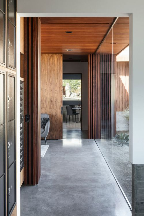 Desert Palisades Guardhouse By Studio Ar D Architects Architecture Architect Design Architect