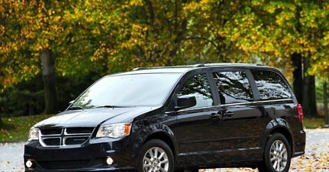 Dodge Grand Caravan A Vehicle For All The Family Members Dodge