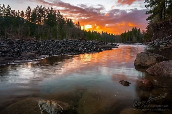 Sandy River, Oregon
