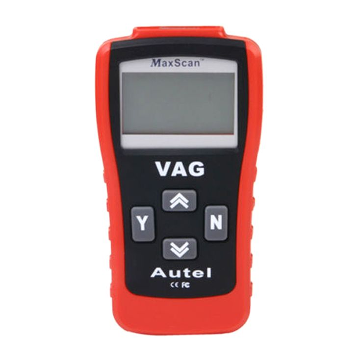Auto scanner can for vwaudi scan tool vag 405 autel code