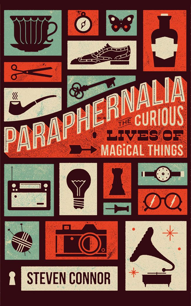 PARAPHERNALIA cover - Telegramme; 50 Cover Designs that are brilliant and beautiful!