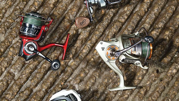 Tackle Test 2017: The Best Fishing Reels