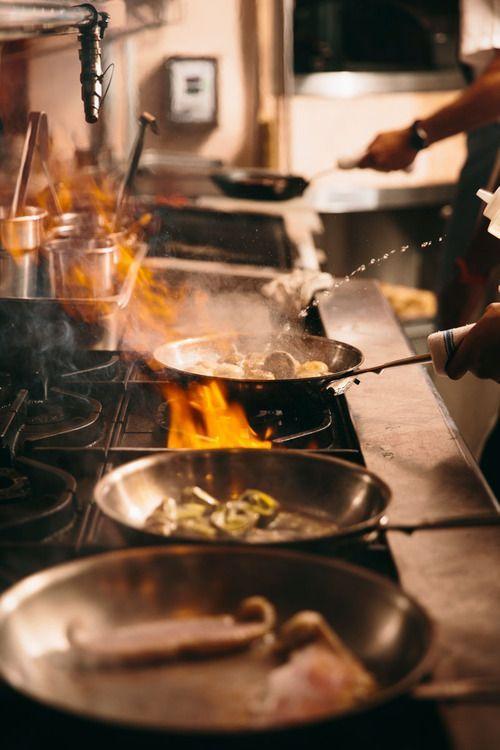 Restaurant Kitchen Photography fine restaurant kitchen photography blurred dramatic of a motion