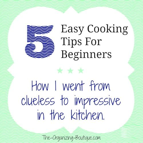 357 best images about cooking tips kitchen hacks meal for Easy cooking for beginners