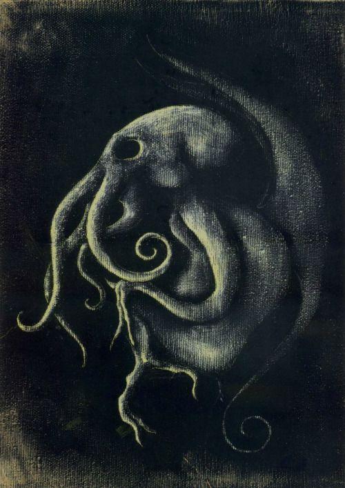 Omaggio a H. P. Lovecraft ~ Danilo Capua
