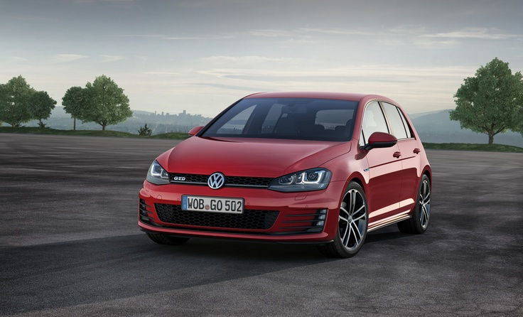 Volkswagen Golf GTD: Manual version accelerates from 0 to 62 mph in 7.5 seconds