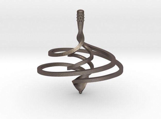 Spinning Top Nr2 by ek01