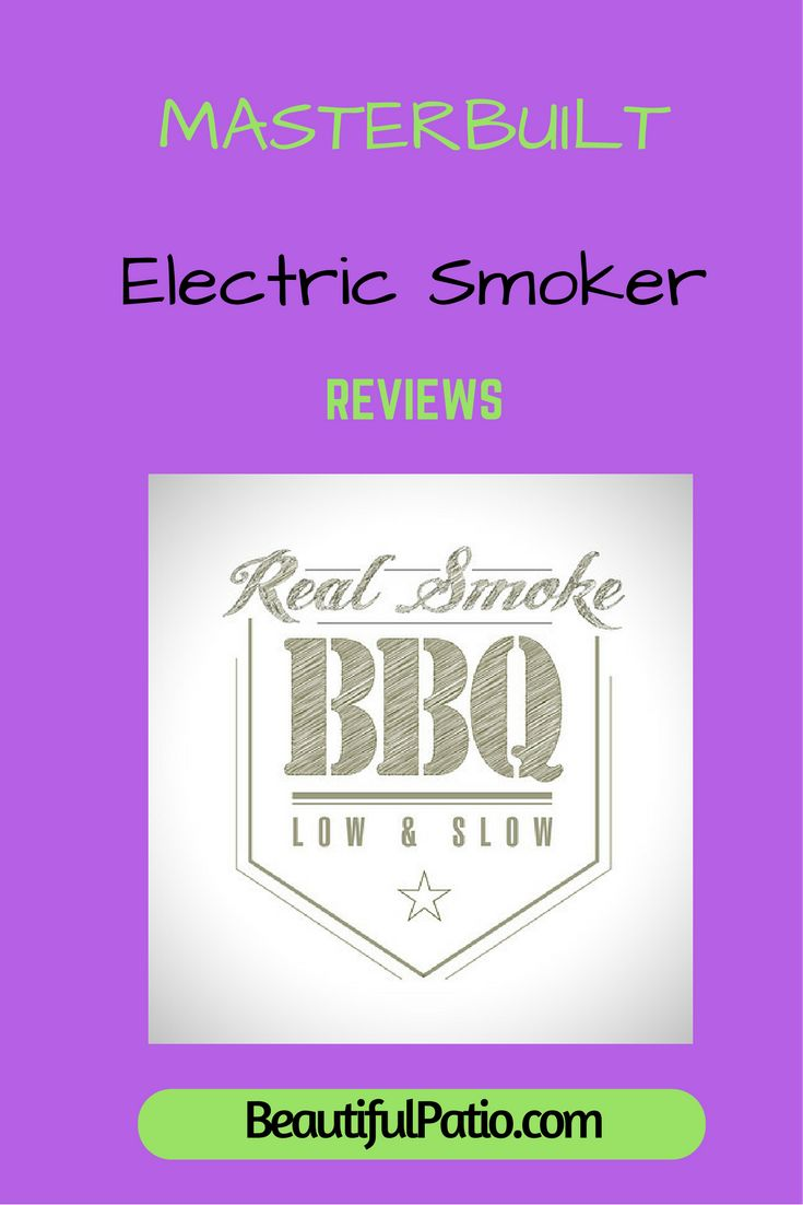 Masterbuilt electric smoker reviews. Why is Masterbuilt so popular?