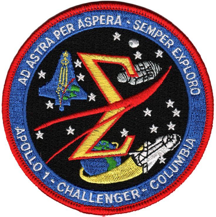 space shuttle enterprise patch - photo #46
