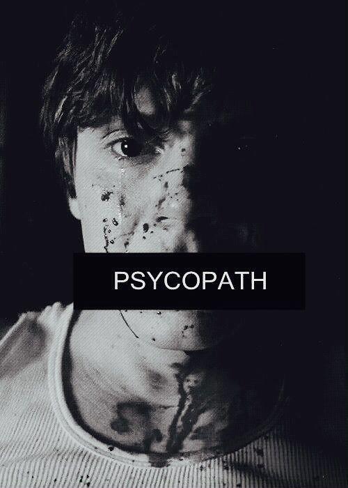 Evan Peters - American horror story - Asylium - psycopath