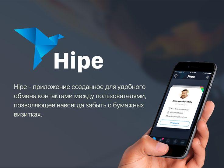 Hipe by Vitaliy Zamedyanskiy