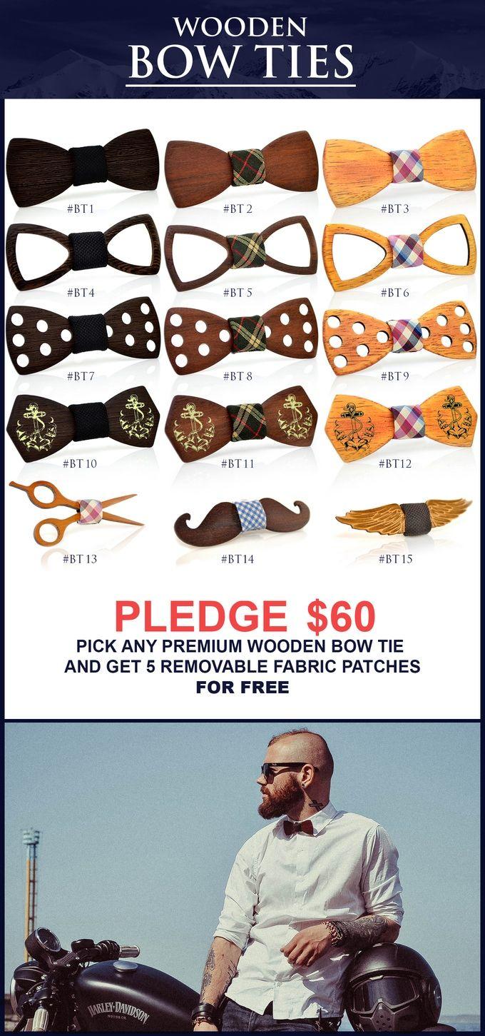 Высочайшего качества аксессуары, которые будут использоваться для жизни. Натуральная кожа подтяжки, деревянные галстуки-бабочки, браслеты премиум.