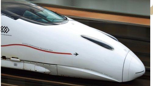 JR九州800系新幹線