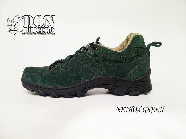 Bethox green dondhicero leather $55