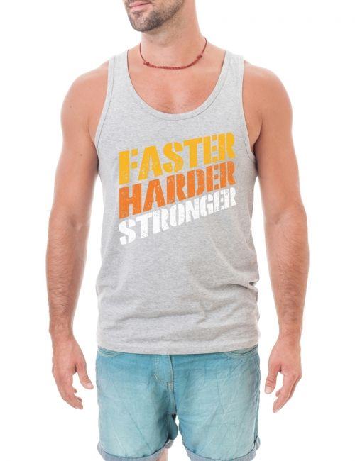 Faster Harder Stronger
