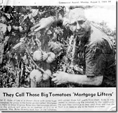The Underdog Who Invented the Mortgage Lifter Tomato