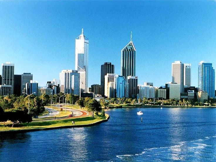 Perth, Australia - my son is emigrating here next year :)
