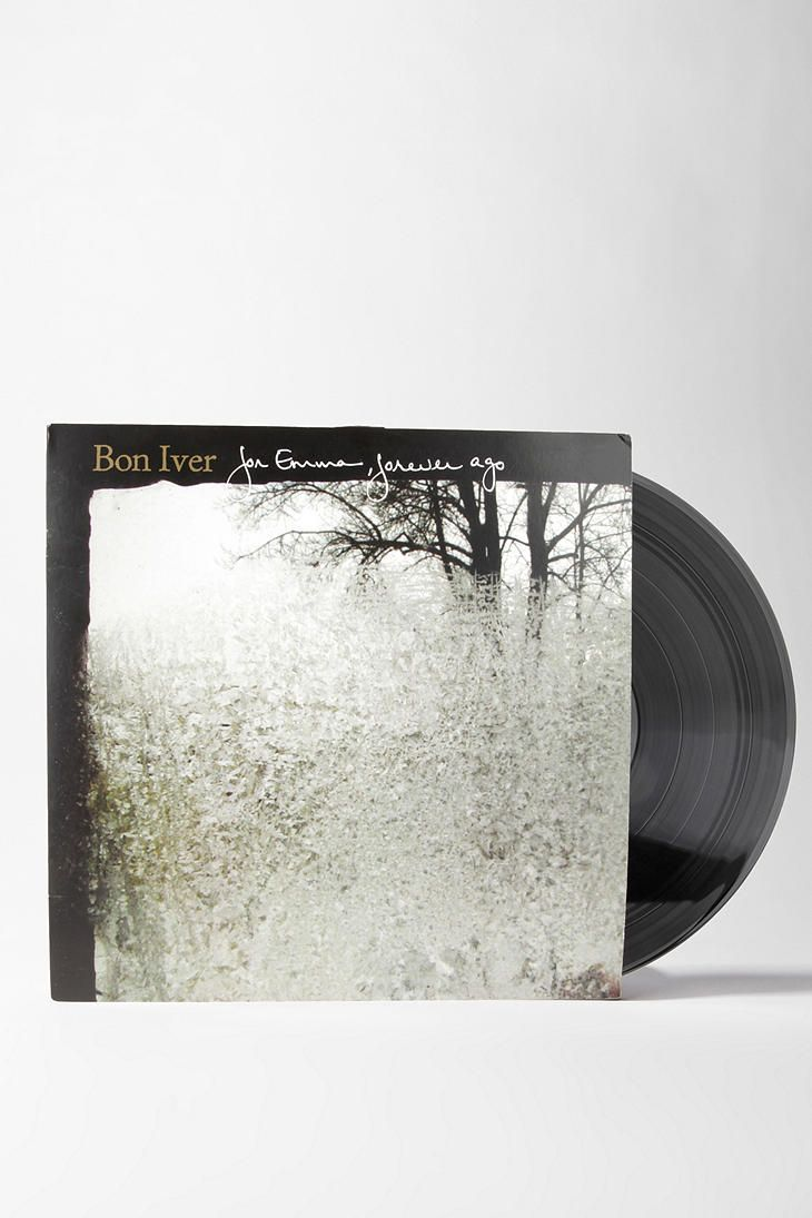 Bon Iver - For Emma, Forever Ago  This album will always hold its own special compartment in my heart